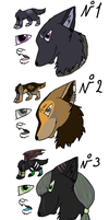 Point adoptables by Shemha