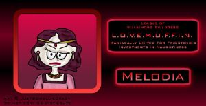 Profile Card - Melodia by MU-Cheer-Girl