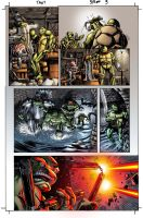TMNT 30th Anniversary page 3 by Ninja-Turtles