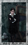 Wednesday Addams by LouneRouge