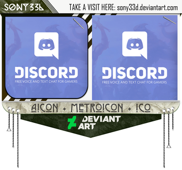 Discord by sony33d