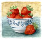 Strawberries by JAMiAm100
