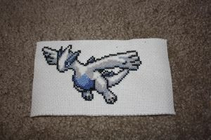 Lugia by glancesherlock