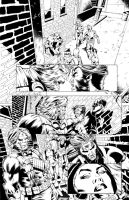 Xmen Sample Derlis Santacruz by NickSchley