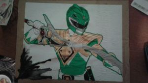 Mighty Morphin Green by MrHookerHusband187