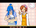 Cooking Mama's worst student by pinkhaired-presea