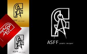 AF logo Example by AASFF
