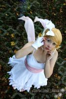 Vocaloid: ewig mein. by butterflys-dying