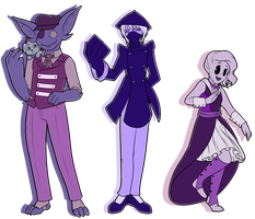 All the Shades of Purple | CD by Mirumquis