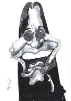 Ozzy caricature by Steveroberts