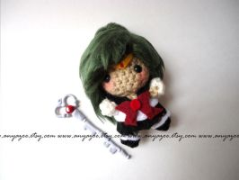 Sailor Pluto Amigurumi by AnyaZoe
