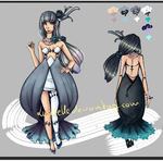 Adopt: Ice Heiress [Open] by Luscielle