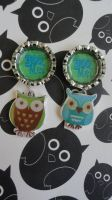 FOR SALE Owl Plugs by MarieOwltoinette