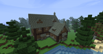 "Grand Victorian ""Minecraft"" by NiegelvonWolf"