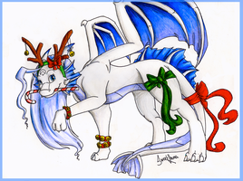 Ready for Christmas by SweetLhuna