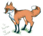 Fox for Fairlen by BoChan