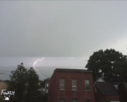 June 18th 2013 Negative Lightning by LordFrankeh