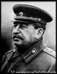 Stalin by KleopatraAurel