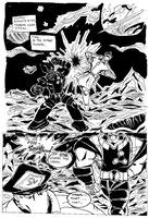 Specter V.S Immortal Page 1 by Zveirn