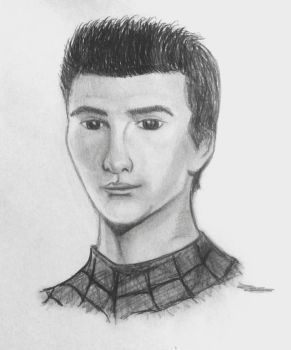 Peter Parker by MrKittyPants15