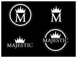 majestic logo by blue2x