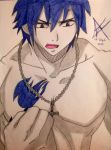 Gray Fullbuster - Next Contestant (Implied Gruvia) by IronFistLady