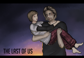 The Last Of Us Sarazar by Vollatina