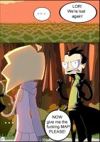 9 shadows - The beginning - page 1 by Caindra