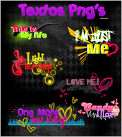 Text's Png~By,PartyxGlam' by PartyxGlam