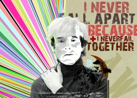 Andy Warhol Dedication by cype