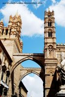 city of palermo by SunshiinePrincess
