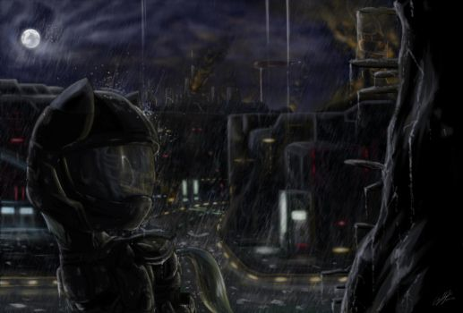 Halo ODST: Moonjumpers by COBilly
