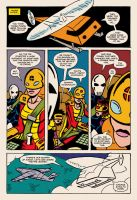 Lady Spectra and Sparky: Heart of Darkness pg.06 by JKCarrier