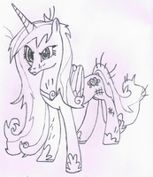 Princess Cadence by Ernestboy