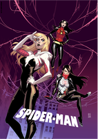 Spider Women by kevinTUT