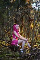 Slowpoke cosplay by Gabardin
