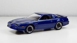 GreenLight 1988 Pontiac Trans Am in Drk Blue by Firehawk73-2012