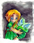 OOT ANNI 01 by KeyshaKitty
