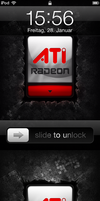 ATI Radeon iPhone 4 and iPod 4 by cyrixDesign