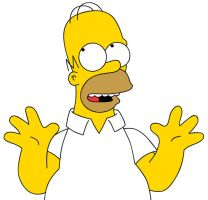 Homero Simpson by dotweb