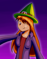 Halloween contest entry by Akeudi