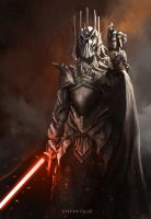 Darth Sauron by StefanCelic