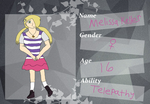 ThePsychics App: Melissa by LadyDelaisol