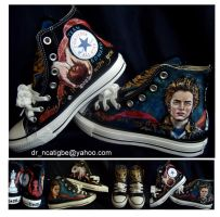 Edward on COnverse by alcat2021