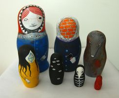 Matryoshka by PirsBros