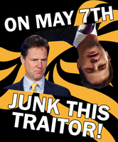 Junk Clegg by Party9999999