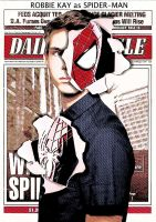 Spider-Man starring Robbie Kay by BlueprintPredator