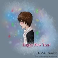 Happy New Year by Evil---Angel