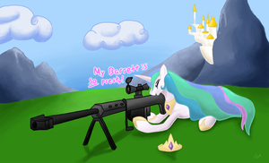 My Barrett is so pretty by Rekkin-Ponymode