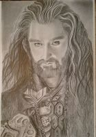 Thorin Oakenshield by CDeathhound